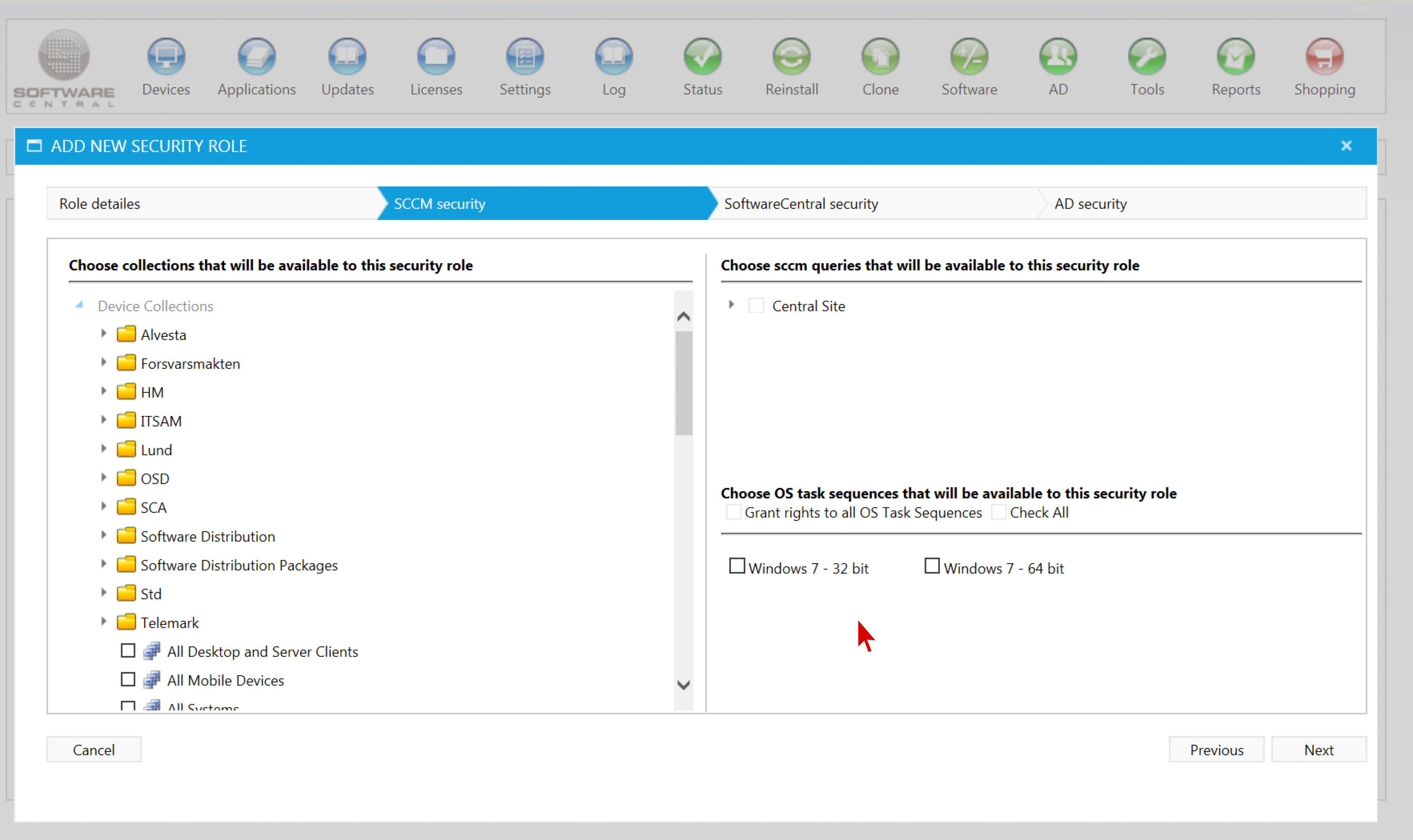 entrar digerir Bajo mandato  Delegate SCCM tasks to the Helpdesk with SoftwareCentral